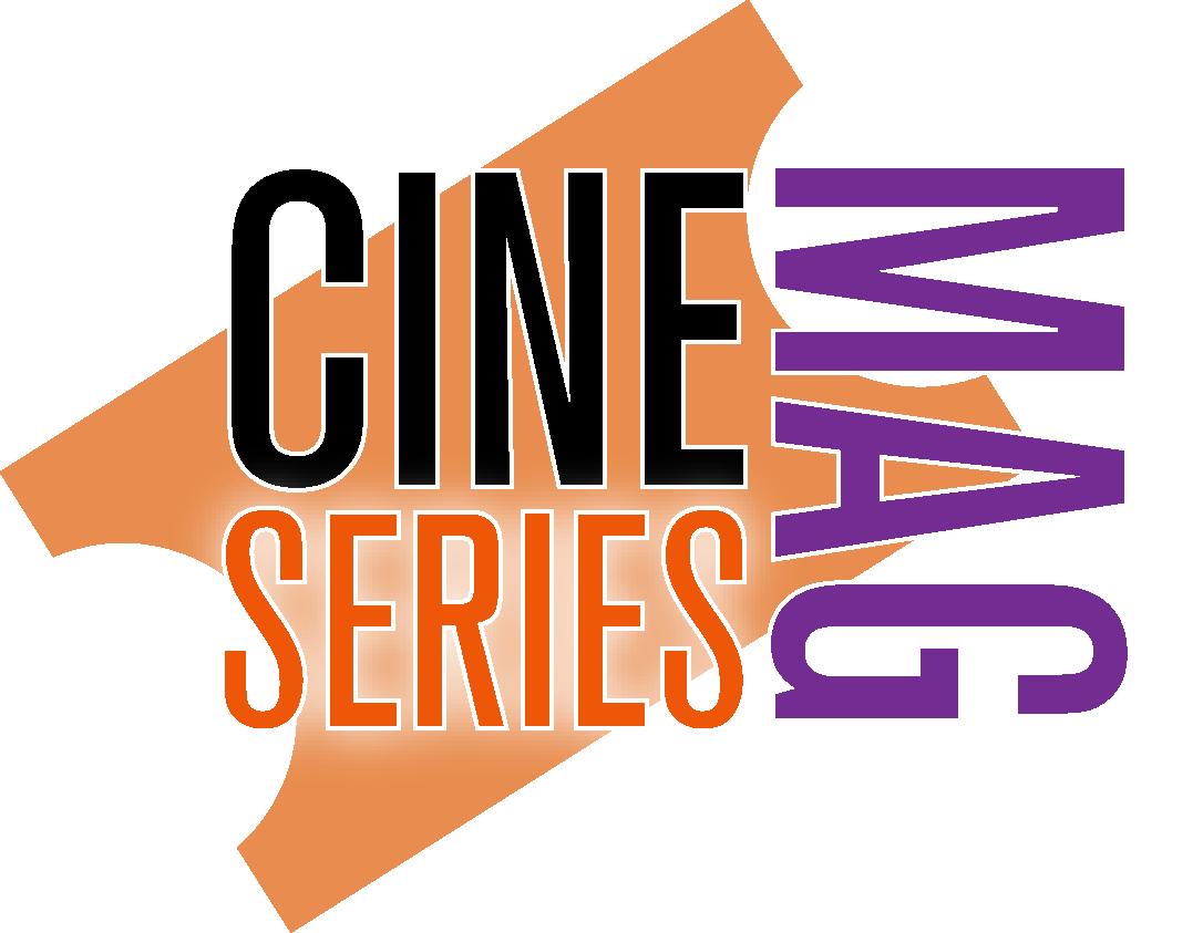 Création d'un logo pour le site cineseries-mag